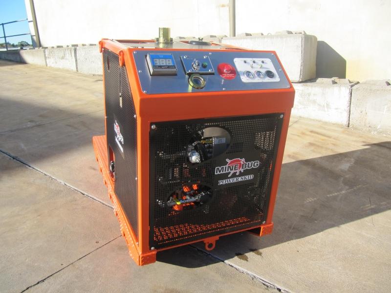 Power Slid - Flameproof Engine
