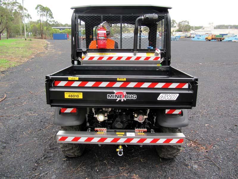 Mine Bug Utility RTV Vehicle