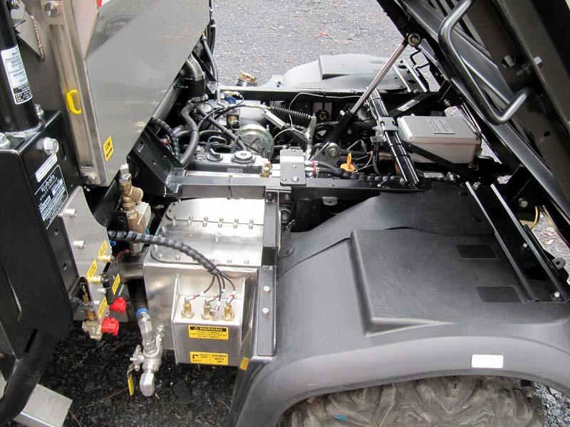 Explosion Protected Diesel Engine